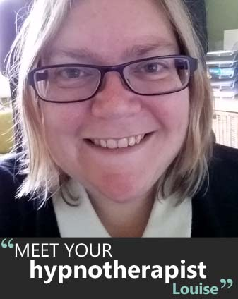 MEET YOUR HYPNOTHERAPIST LOUISE